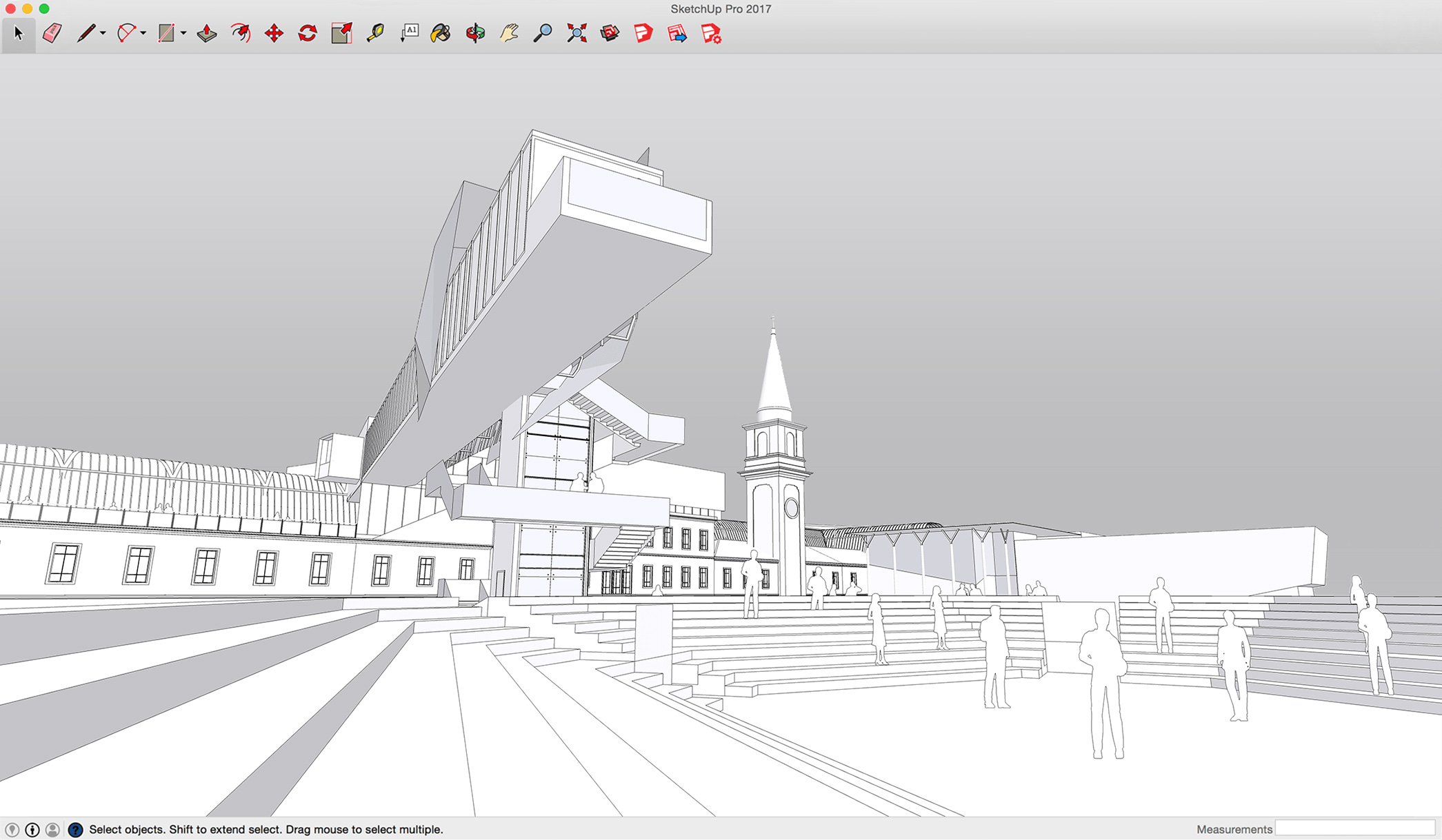 Sketchup pro new in 2017 sketchup for Architecture 2017