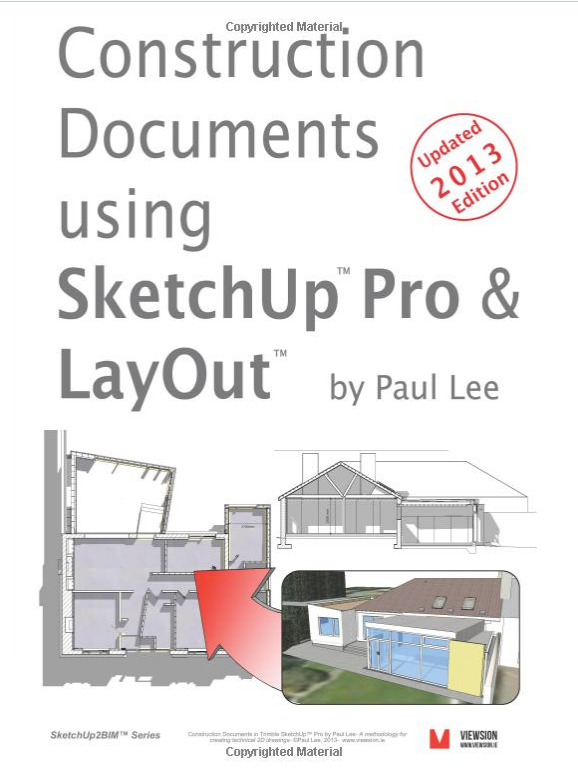 Construction Documents using SketchUp Pro and LayOut