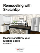 Remodeling With SketchUp: Measure and Draw Your Existing Space
