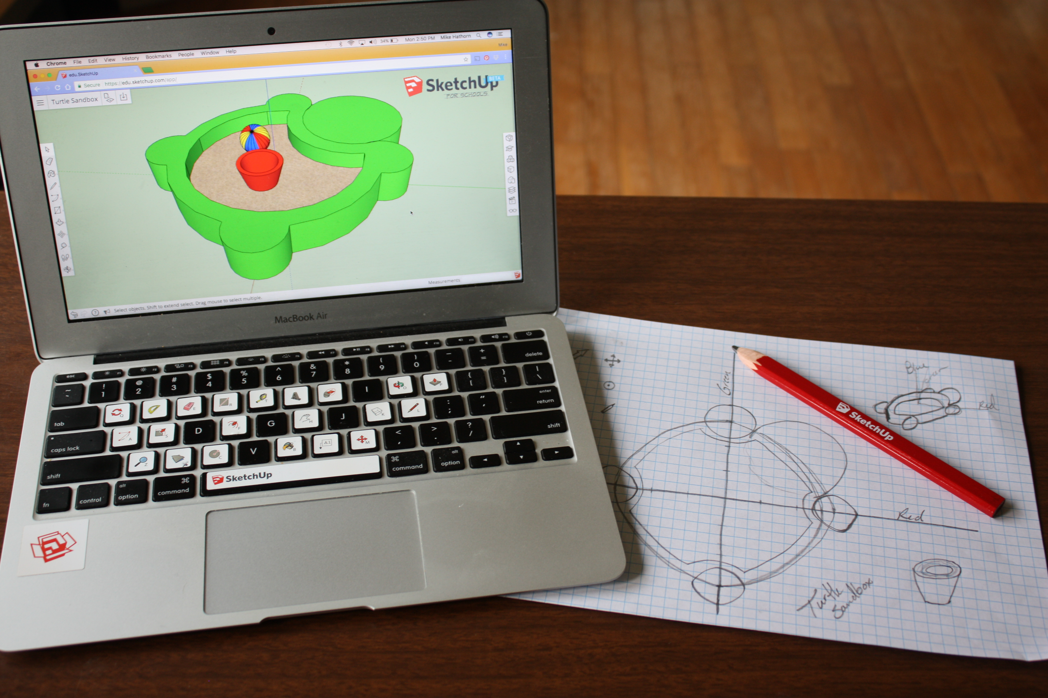 SketchUp For Schools | Primary & Secondary Schools | Learn How to