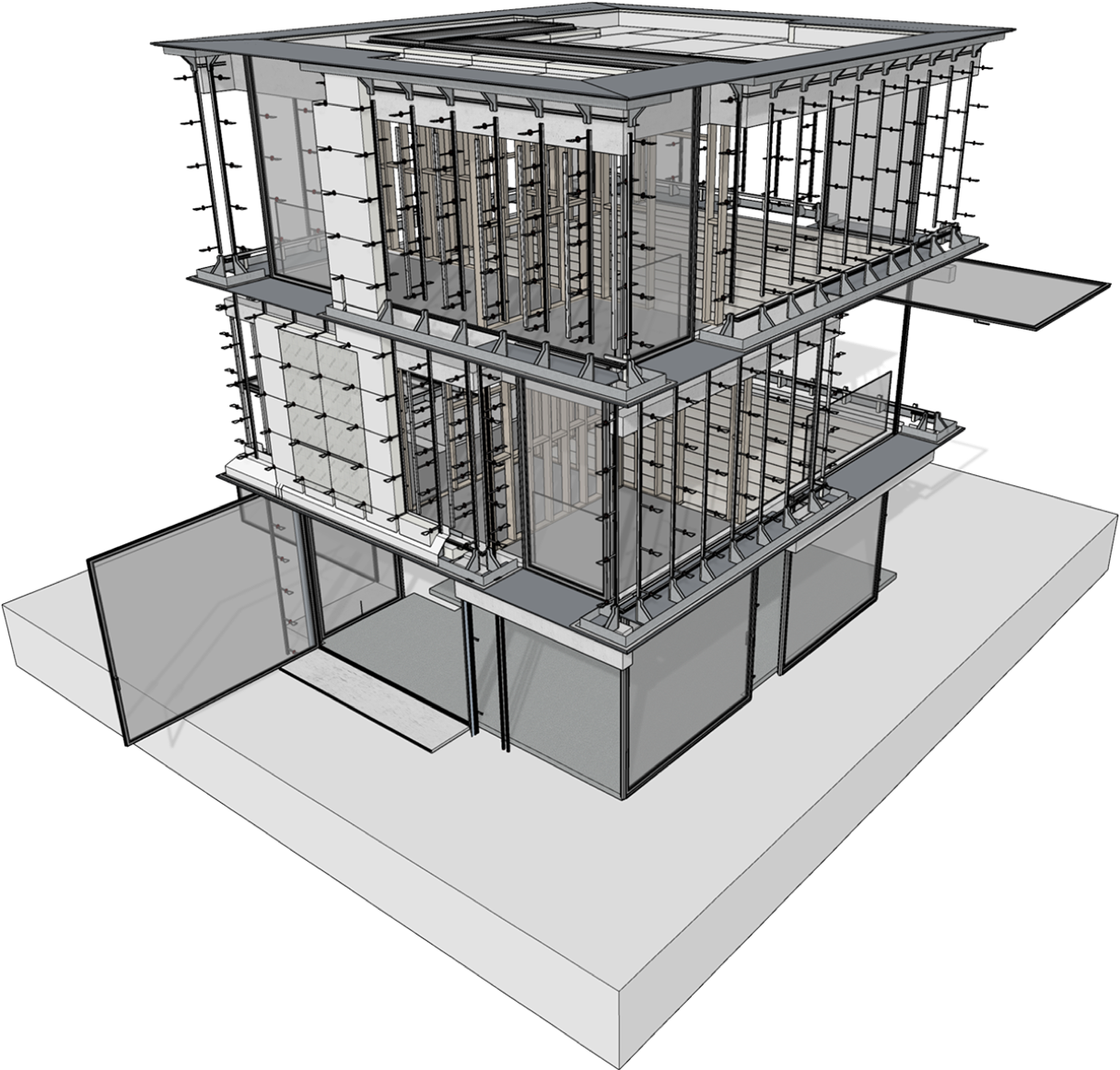 3D Construction Software | Floor Plan, Construction Modeling