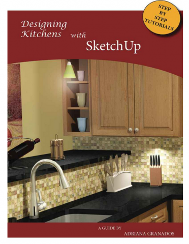 Designing Kitchens with SketchUp. 3D Modeling Books and Resources   House Design   SketchUp