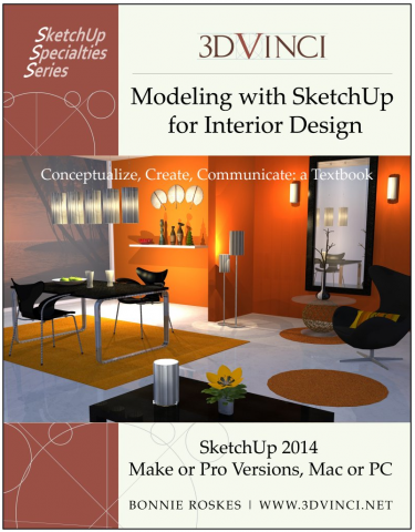 Modeling With SketchUp For Interior Design