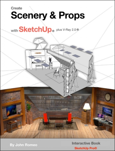 48D Modeling Books And Resources House Design SketchUp Cool Sketchup Furniture Design